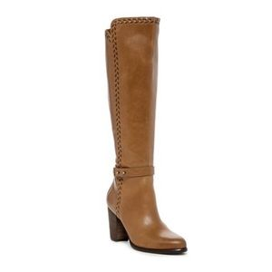 UGG Claudine Tall Boot Chestnut Brown Size 7US